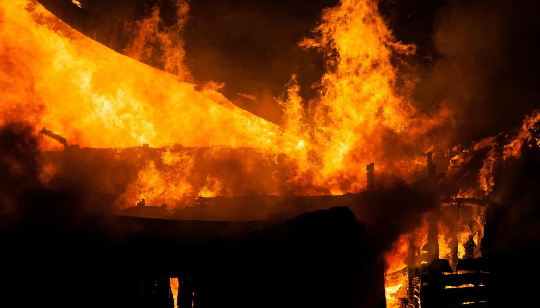 Royal-produsentene, Treindustrien og Teknos er slett ikke enige om hvilke produkter som er hvor brannsikre.
