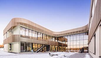 Torvbråten skole er årets skolebygg