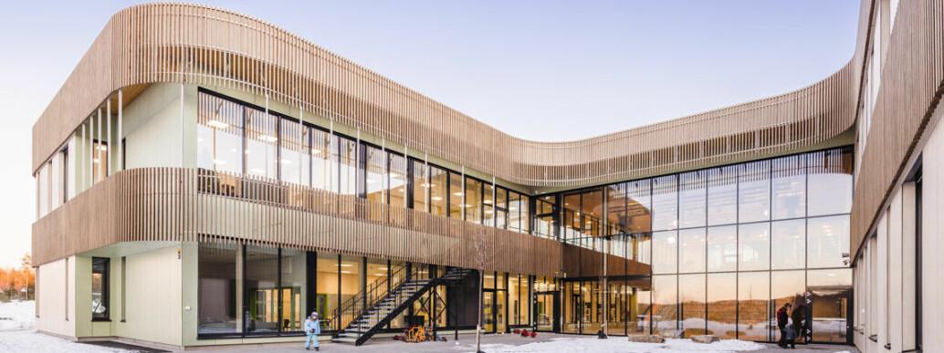 Dette er årets skolebygg