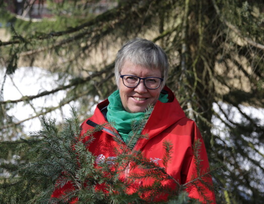 Berit Sanness er ny klyngeleder for Norwegian Wood Cluster