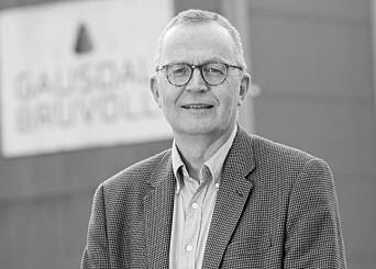 Jørn Nørstelien er ny styreleder i Treindustrien.