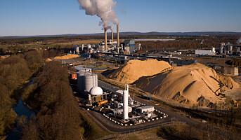 Lager flytende biogass ved Stora Ensos papirfabrikk