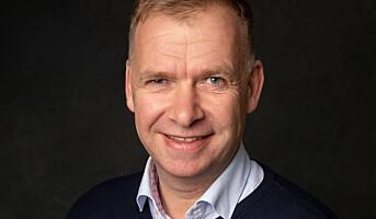 Arne Jebsen ny styreleder i Byggevareindustrien