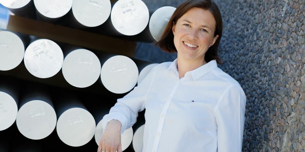 Vera Flatebø blir ny divisjonssjef i Moelven