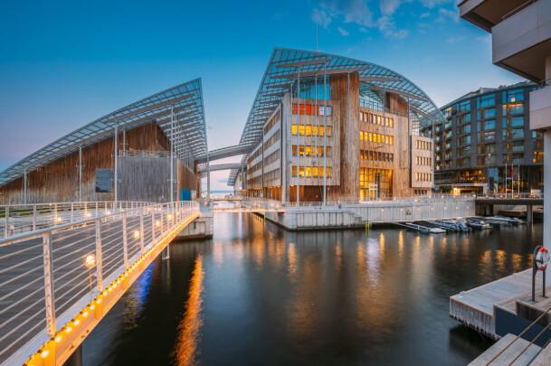 Verdens mest prestisjefylte konferanse om bruk av tre i bygg til Norge