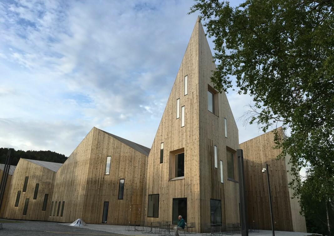 Krona, også omtalt som Krona på verket, er publikums- og magasinbygg ved Romsdalsmuseet i Molde. Bygget var ferdig i 2016 og er oppført i massivt tre og har utmerket seg arkitektonisk. Arkitekt var Reiulf Ramstad Arkitketer AS i Oslo.