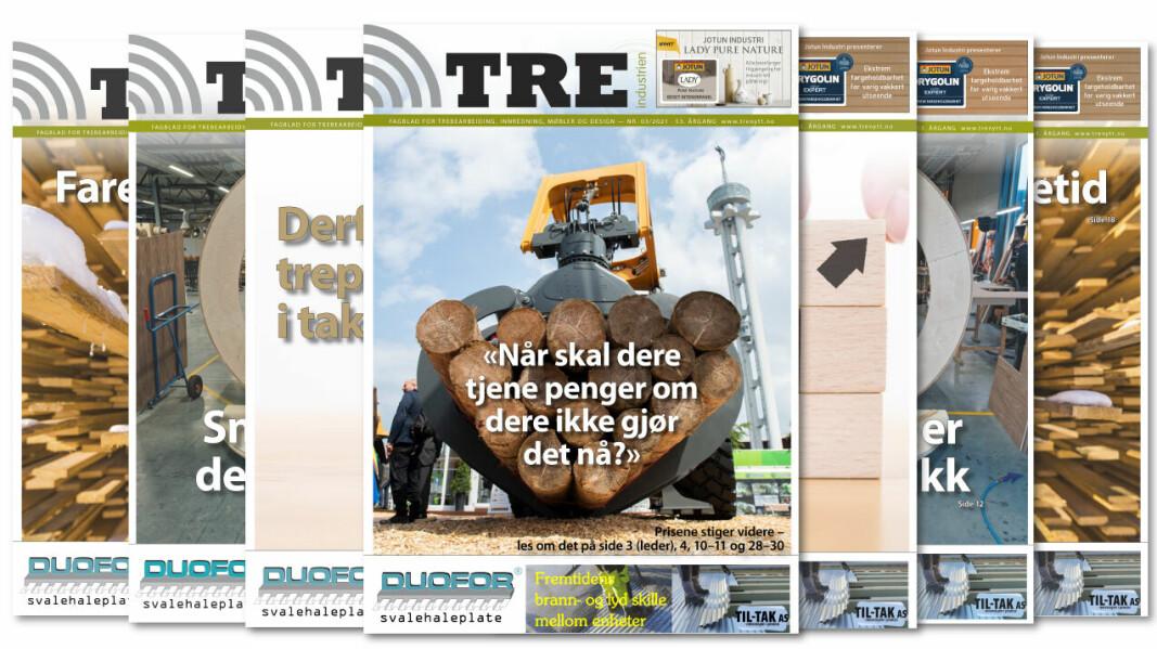 Treindustrien 4/2021 er ute nå